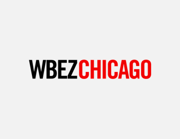 WBEZ Chicago logo