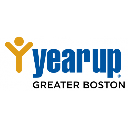 Year Up Greater Boston logo